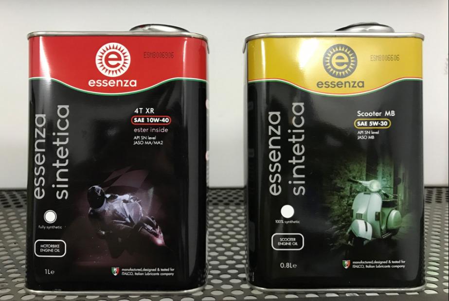 Essenza phù hợp với nhiều dòng xe số, xe côn tay và mô tô phân khối lớn