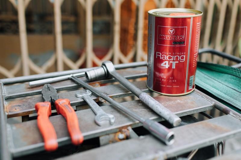 Maxplus 9000 cũng là một loại dầu gốc khoáng đạt tiêu chuẩn