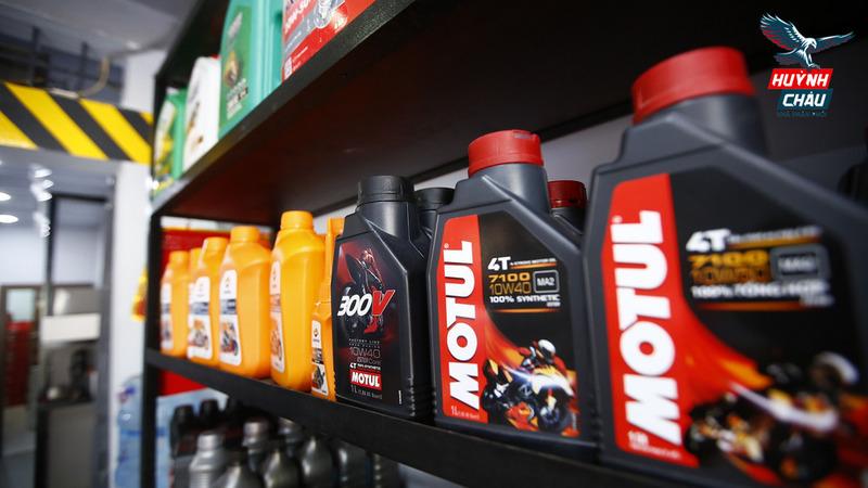 Nhà phân phối huỳnh Châu chuyên cung cấp dầu nhớt Motul chính hãng