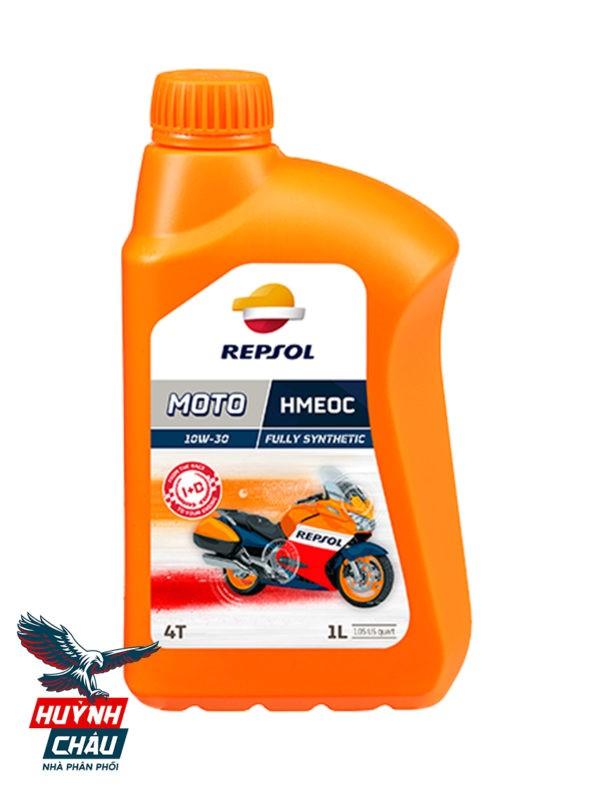 Repsol Moto HMEOC 10W30 sản xuất từ công nghệ hiện đại