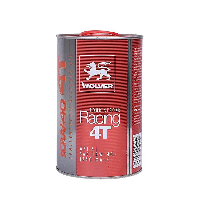 Dầu nhớt Wolver Racing 4T 10W40 giúp giảm thiểu mức tiêu hao nhiên liệu