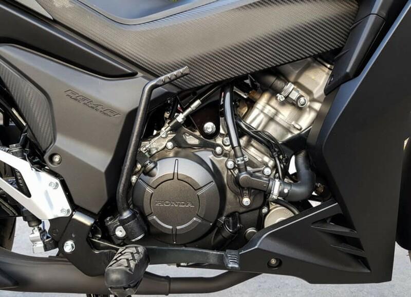 Động cơ xe Winner khá đặc biệt nên cần dùng loại nhớt chuyên dụng