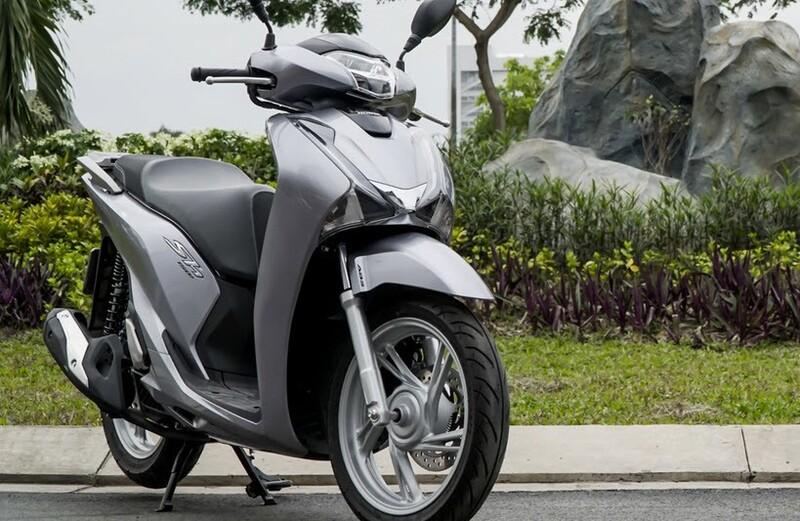Honda SH 150 là dòng xe tay ga cao cấp tại Việt Nam