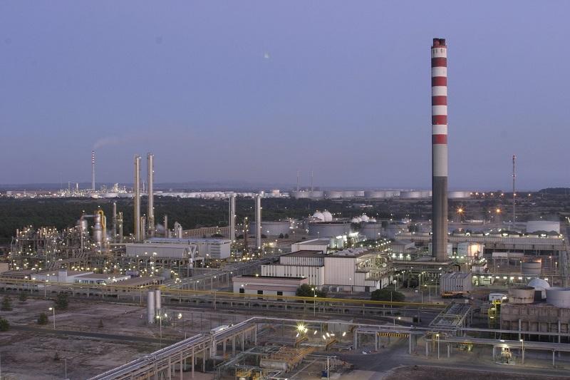 Nhà máy sản xuất của Repsol tại Tây Ban Nha