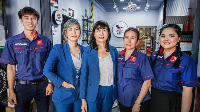 Huỳnh Châu là đơn vị tiếp theo trở thành nhà phân phối chính thức tại Việt Nam của Repsol