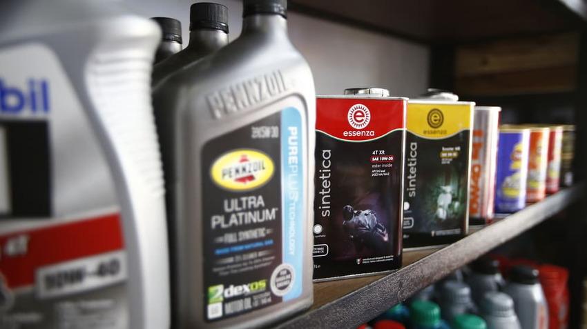 Sản phẩm dầu nhớt từ những thương hiệu nổi tiếng được tin dùng nhiều nhất
