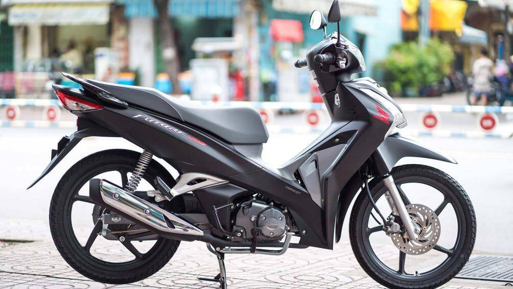 Xe số là một trong những dòng xe gắn máy phổ biến nhất tại Việt Nam