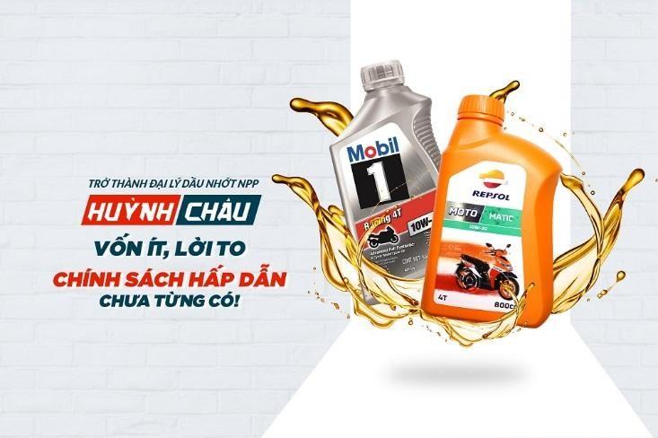Dầu nhớt Huỳnh Châu là một trong nhà phân phối dầu nhớt uy tín hàng đầu trên thị trường hiện nay