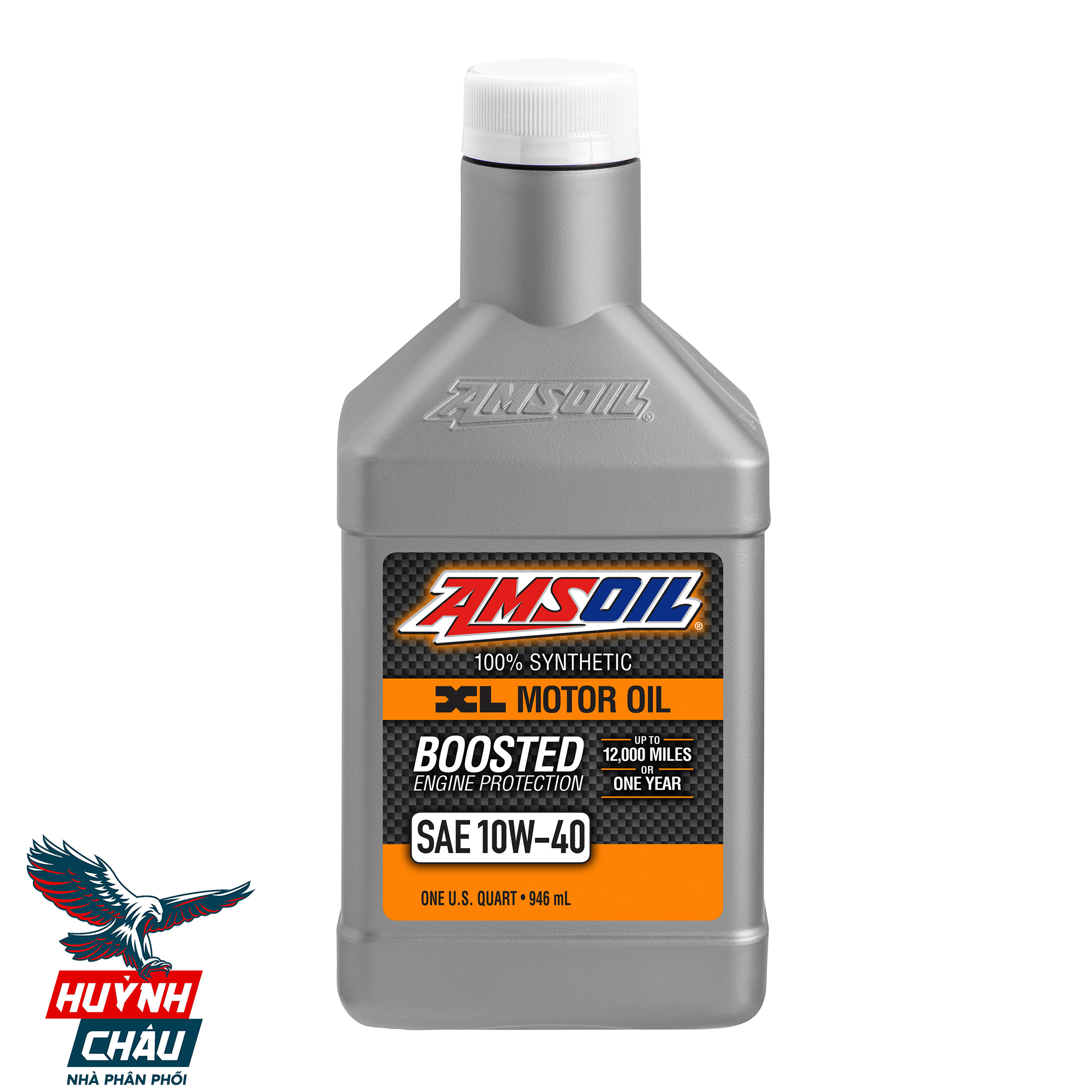 Amsoil XL 10w40 Synthetic Motor Oil (XLO)