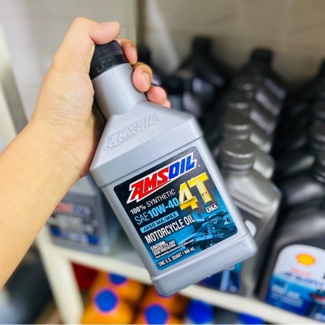 Amsoil là dầu nhớt có nguồn gốc từ Mỹ