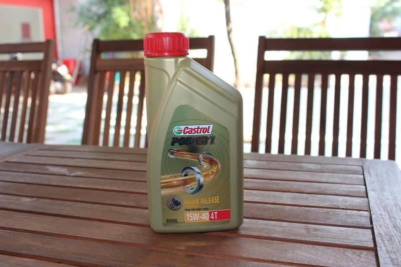Castrol đã tồn tại trên thị trường Việt hơn 2 thập kỷ