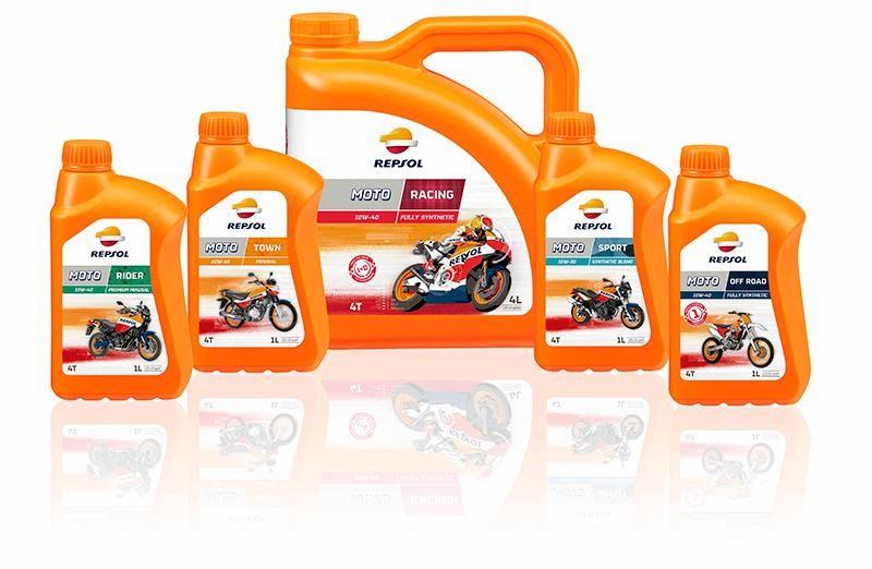 Dầu nhớt Repsol được bổ sung các phụ gia giúp tiết kiệm xăng