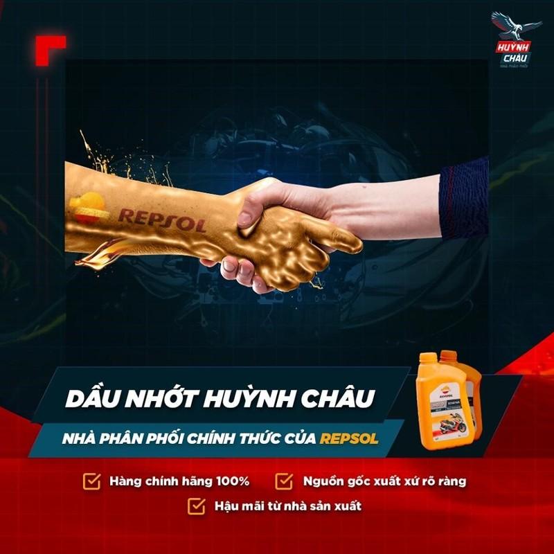 Huỳnh Châu là đơn vị phân phối dầu nhớt uy tín hàng đầu tại Việt Nam hiện nay