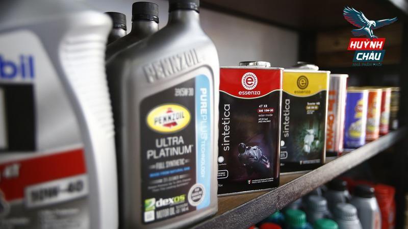 Nên chọn dầu nhớt chuyên dụng cho xe tay ga để đảm bảo hiệu quả hoạt động và độ bền cho xe