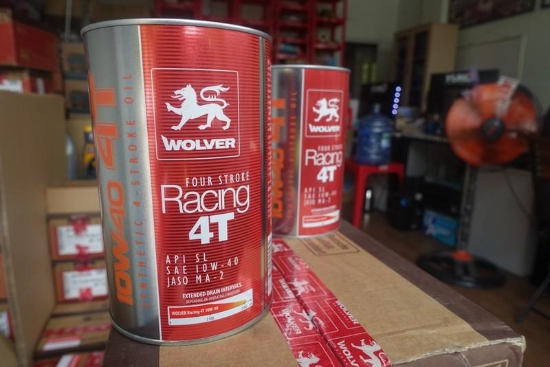 Wolver được nhập khẩu từ Đức có chất lượng vượt trội