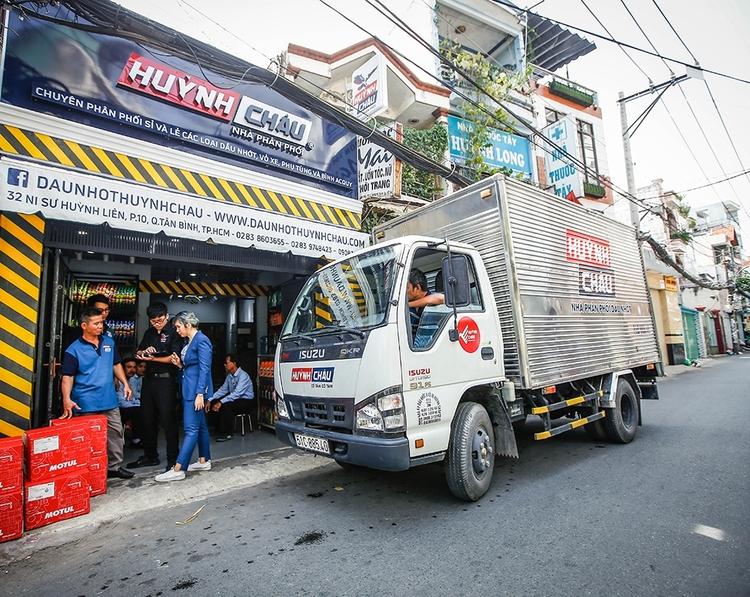 Huỳnh Châu là nhà phân phối vỏ xe Veloce chính hãng tại Việt Nam